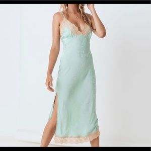 UFT 🧚🏻♂️ SPELL Ocean Slip Dress